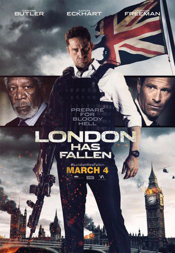 London Has Fallen [BD25][Latino]