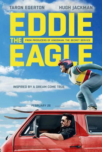Eddie The Eagle [BD25][Latino]