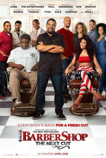 Barbershop: The Next Cut [BD25][Latino]