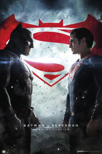 Batman V Superman: Dawn of Justice [BD25][Latino]