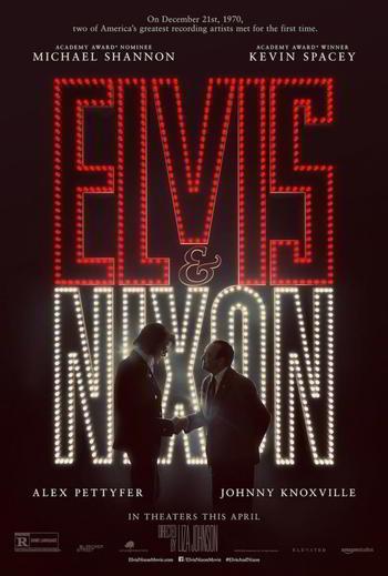 Elvis & Nixon [BD25][Latino]