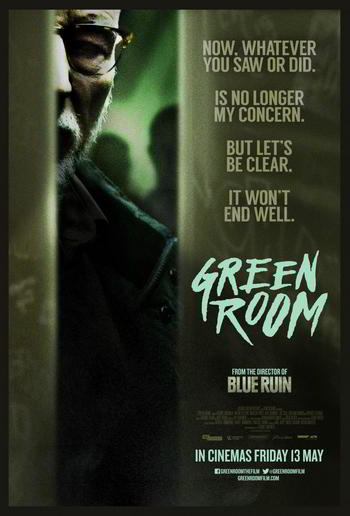 Green Room [BD25]
