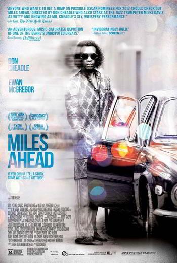 Miles Ahead [BD25][Latino]
