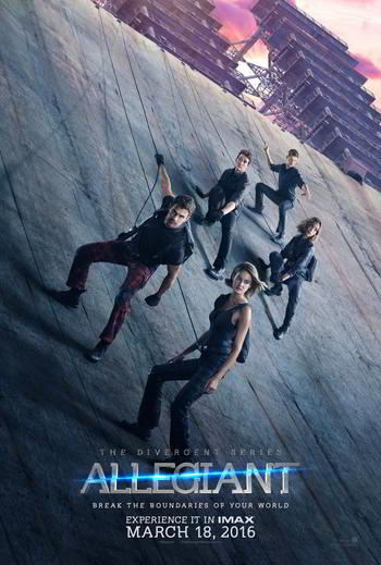 The Divergent Series: Allegiant [BD25][Latino]