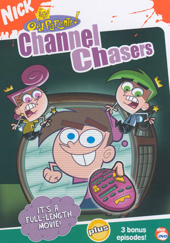 The Fairly OddParents: Channel Chasers [Latino]