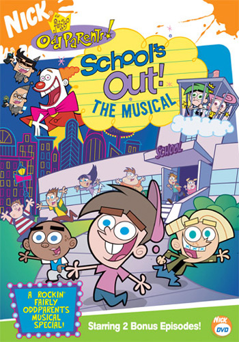 The Fairly OddParents: School's Out! The Musical [Latino]