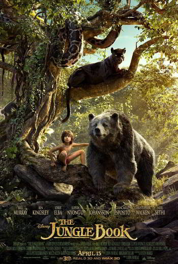 The Jungle Book [3D]