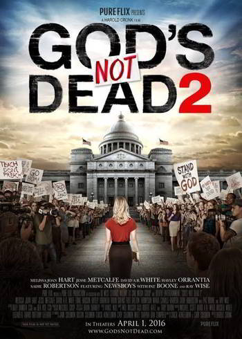 God's not Dead 2 [BD25][Latino]