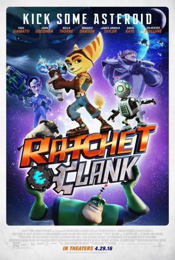 Ratchet & Clank [BD25][Latino]