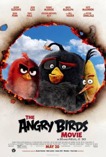 The Angry Birds Movie [BD25][Latino]