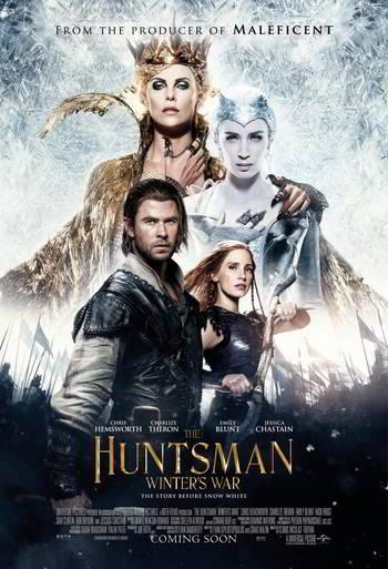 The Huntsman: Winter's War [BD25][Latino]