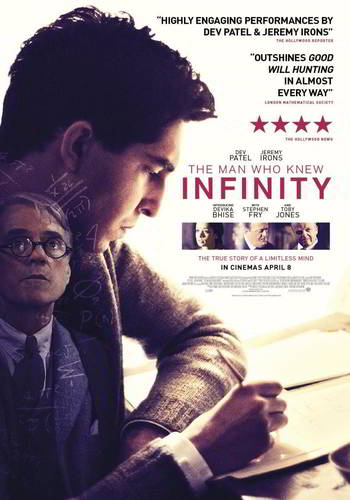 The Man Who Knew Infinity [BD25]
