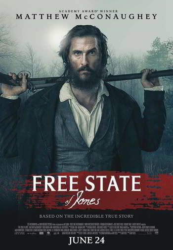 Free State of Jones [BD25]