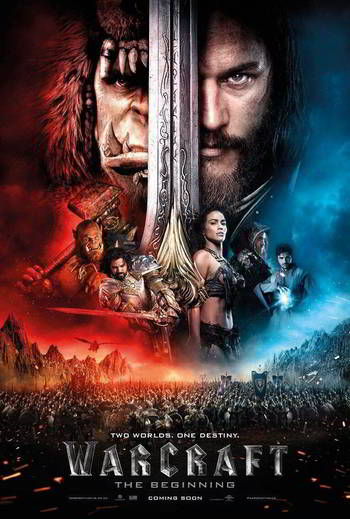 Warcraft [BD25][Latino]