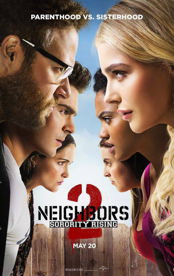 Neighbors 2: Sorority Rising [BD25][Latino]