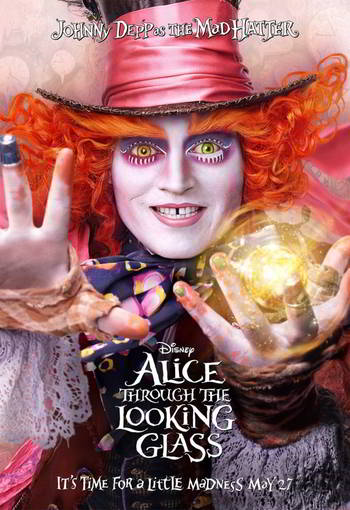 Alice Through the Looking Glass [BD25][Latino]