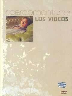 Ricardo Montaner: Los Videos [Latino]