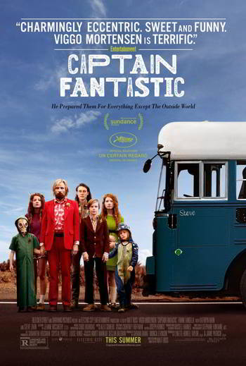 Captain Fantastic [BD25]