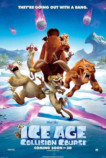 Ice Age: Collision Course [BD25][Latino]