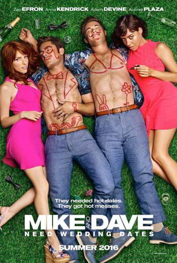 Mike and Dave Need Wedding Dates [BD25][Latino]