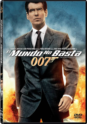007 The World is Not Enough [Latino]