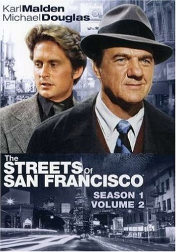 The Streets of San Francisco – Season 1 Vol. 2/2 [Latino]
