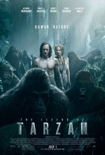The Legend of Tarzan [BD25][Latino]