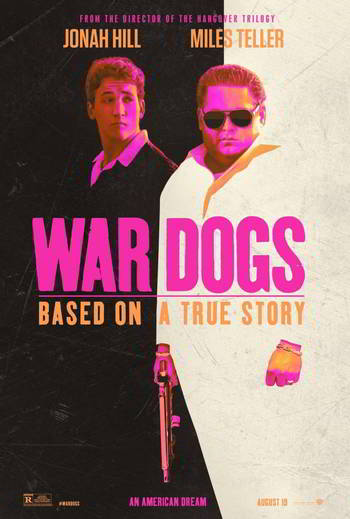 War Dogs [BD25][Latino]