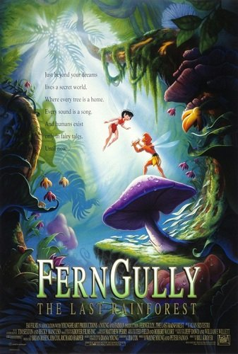 FernGully: The Last Rainforest [Latino]