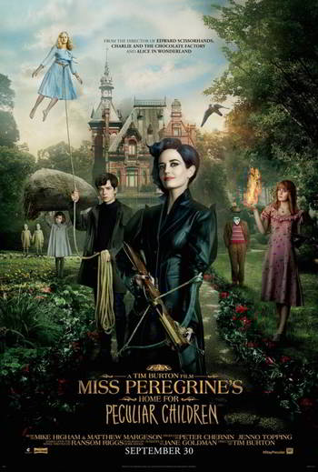 Miss Peregrine's Home for Peculiar Children [Latino]