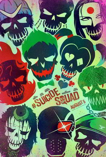 Suicide Squad – Extended Edition