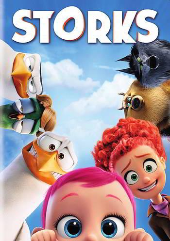 Storks [Latino]