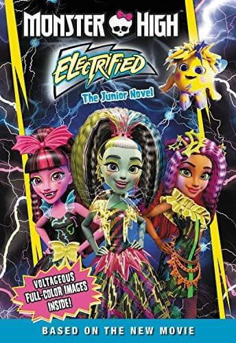 Monster High: Electrified [Latino]