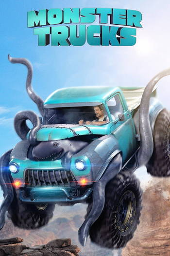 Monster Trucks [Latino]