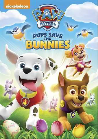 Paw Patrol Pups Save the Bunnies [Latino]
