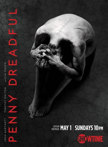 Penny Dreadful: Season 3 [Latino]