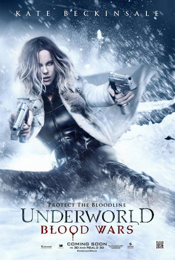 Underworld: Blood Wars [BD25][Latino]
