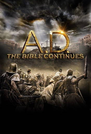 A.D. The Bible Continues [2015] [DVD R4] [Latino]