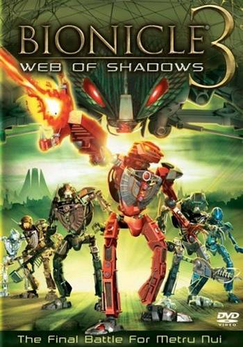 Bionicle 3: Web of Shadows [Latino]