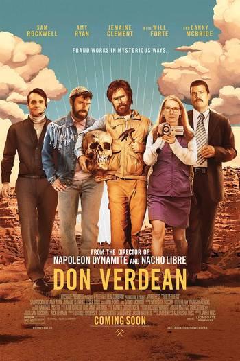 Don Verdean  [Latino]