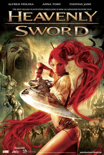 Heavenly Sword [Latino]