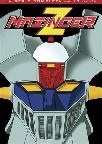 Mazinger Z [Latino]