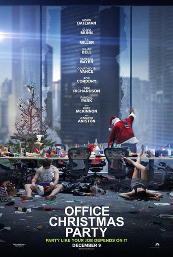 Office Christmas Party [BD25][Latino]