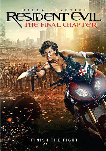 Resident Evil: The Final Chapter [Latino]