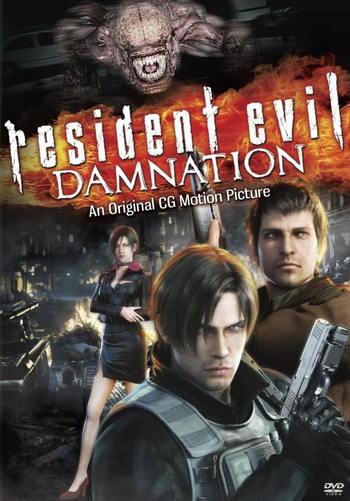 Resident Evil: Damnation [Latino]