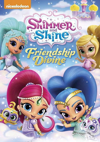 Shimmer and Shine: Friendship Divine [Latino]