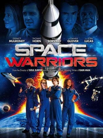 Space Warriors [Latino]