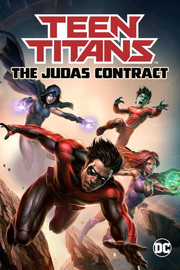 Teen Titans: The Judas Contract [Latino]