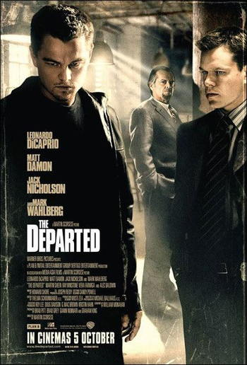 The Departed [DVD9][Latino]