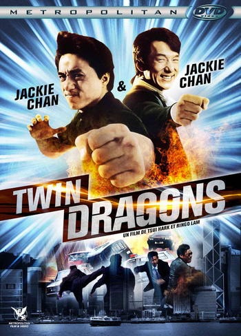 Twin Dragons [Dragones Gemelos] [Latino]